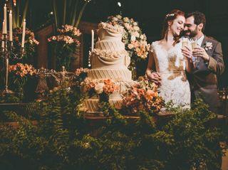 O casamento de Aline e Juliano