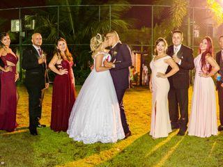 O casamento de Shirley e Marcus 3
