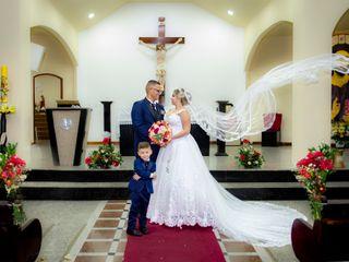 O casamento de Shirley e Marcus
