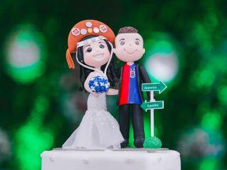 O casamento de Mylena e Wagner 1