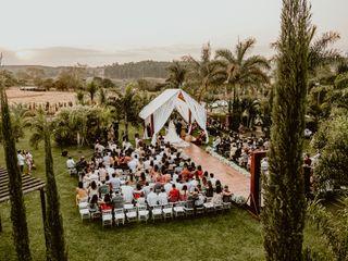 O casamento de Izabelle e David 2