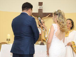 O casamento de Jane e Wesley 3