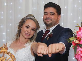 O casamento de Jane e Wesley