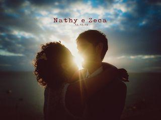 O casamento de Nathy e Zeca
