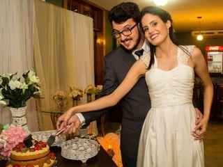 O casamento de Aline e Rafael 2