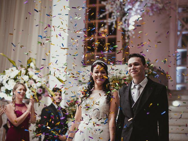 O casamento de Mylena e Wagner
