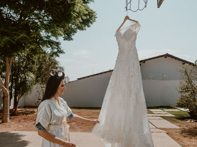 O casamento de David e Izabelle em Anápolis, Goiás 21