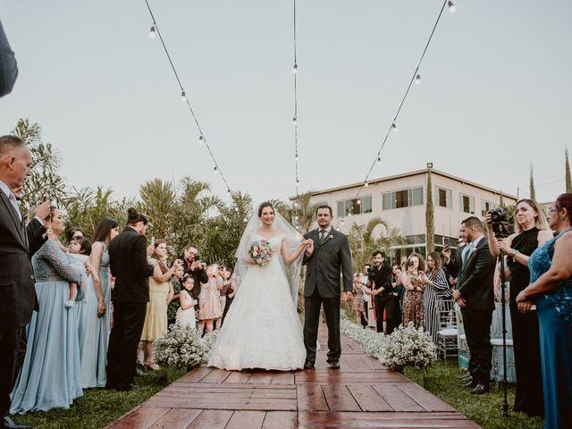 O casamento de David e Izabelle em Anápolis, Goiás 41