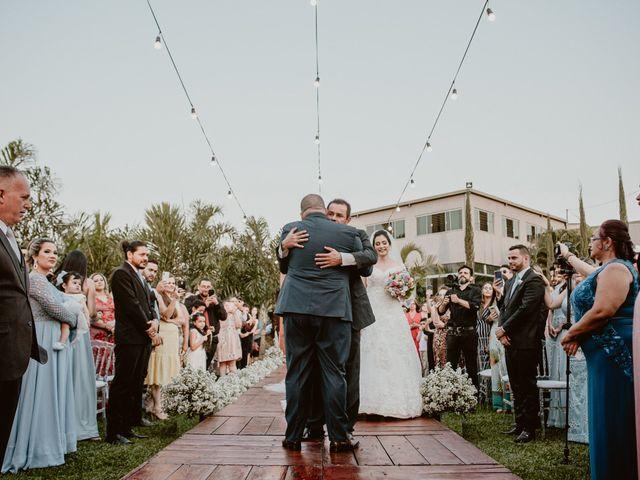 O casamento de David e Izabelle em Anápolis, Goiás 44