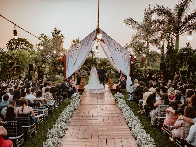 O casamento de David e Izabelle em Anápolis, Goiás 55