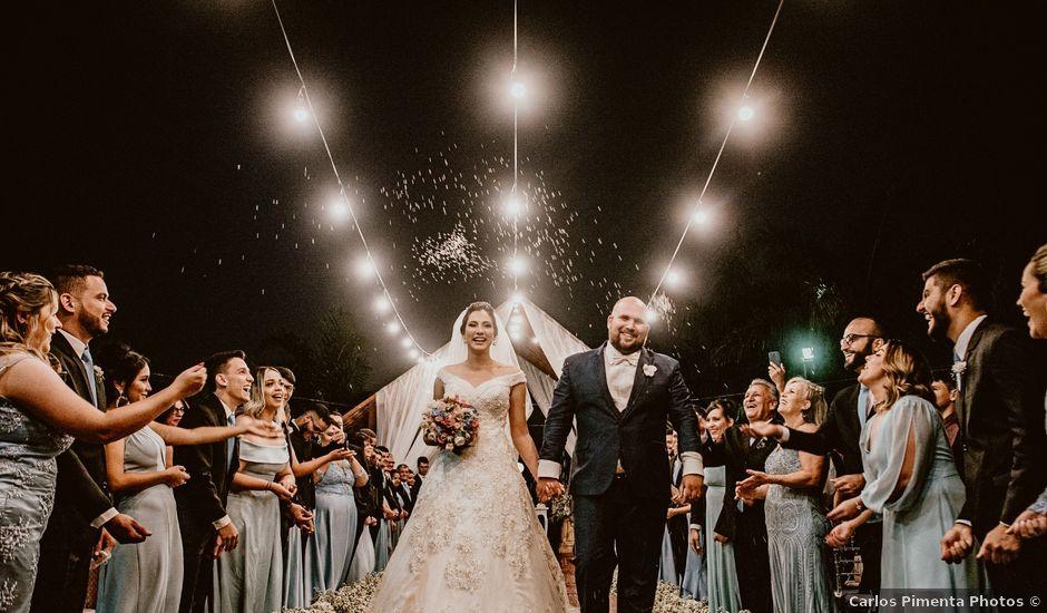 O casamento de David e Izabelle em Anápolis, Goiás