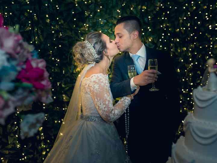 O casamento de Daniela e Fernando