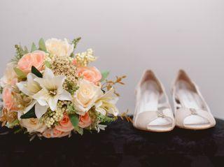 O casamento de Julia e Heverton 1
