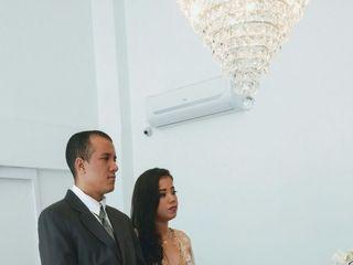 O casamento de Maxwell e Déborah 2