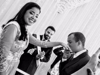 O casamento de Maxwell e Déborah 3