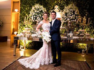 O casamento de Juliana e Andre