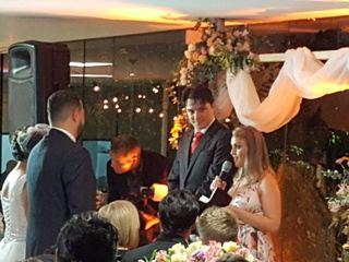 O casamento de Ellen e Vinícius 1