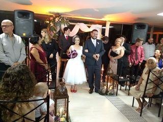 O casamento de Ellen e Vinícius