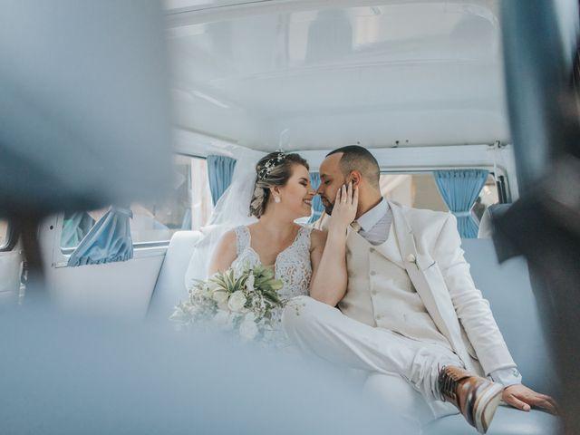 O casamento de Nathalia e David
