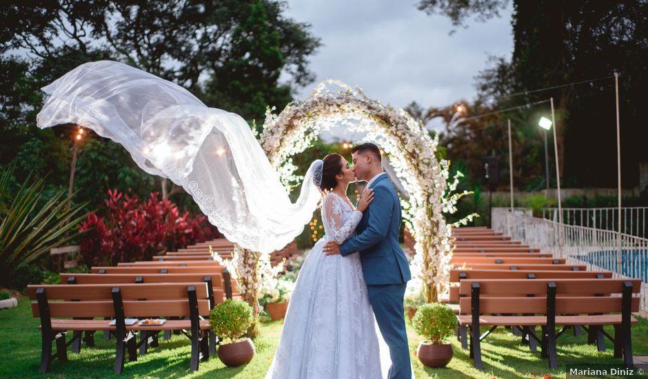 O casamento de Heverton e Julia em Embu, São Paulo
