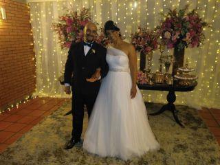 O casamento de Silvana e Flavio