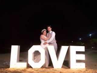 O casamento de Tauanny e Diego