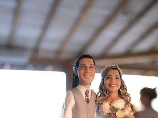 O casamento de Tauanny e Diego 2