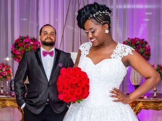 O casamento de Bruna e Edmilson