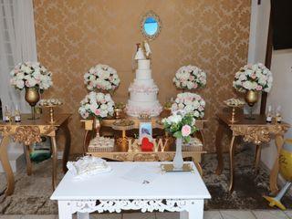 O casamento de Wayna e Kelly 1