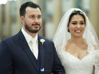 O casamento de Luana e Luiz Felipe