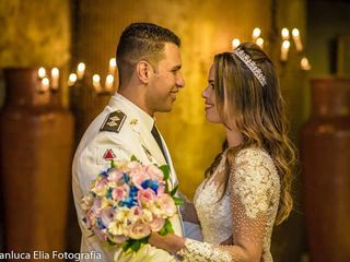 O casamento de Yolanda e Lucas 1