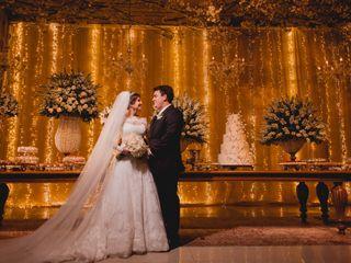 O casamento de Ohana e Caio