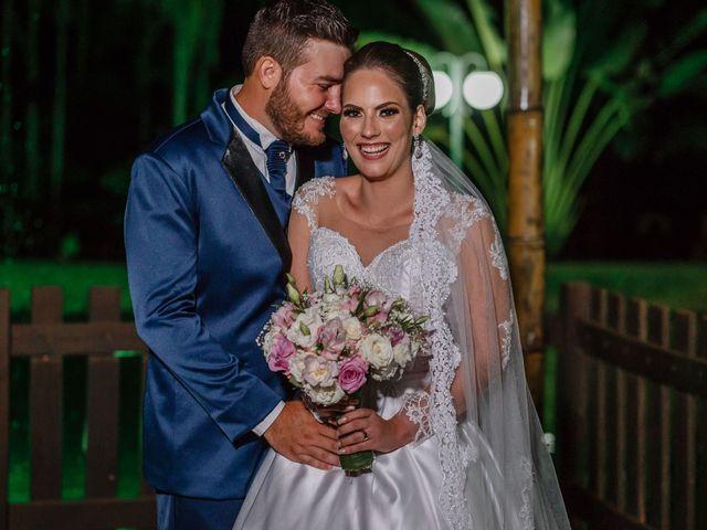 O casamento de Lays e André
