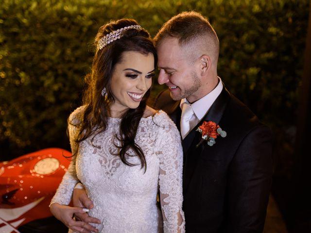 O casamento de Tamires e Thiago