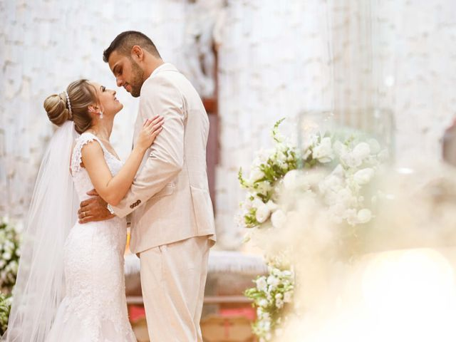 O casamento de Ana Paula e José