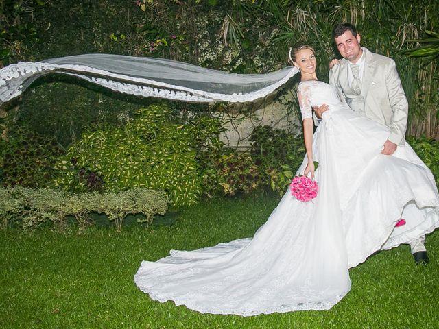 O casamento de Leticia e Alan