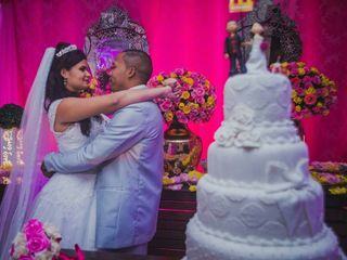 O casamento de Karen e Clayton 2