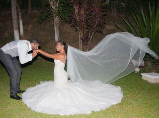 O casamento de Roselaine e Edson 1