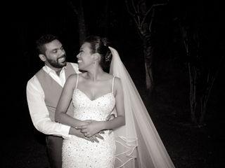 O casamento de Roselaine e Edson 2
