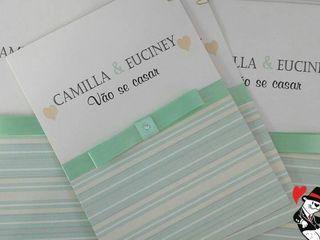 O casamento de Euciney e Camilla 1