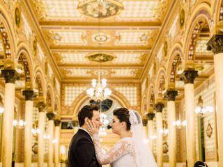 O casamento de Nathalia e Luiz