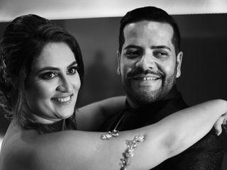 O casamento de Samia e Rafael