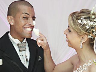 O casamento de Tati e Clayton 1