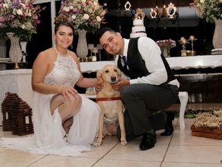 O casamento de Patty e Gleyson