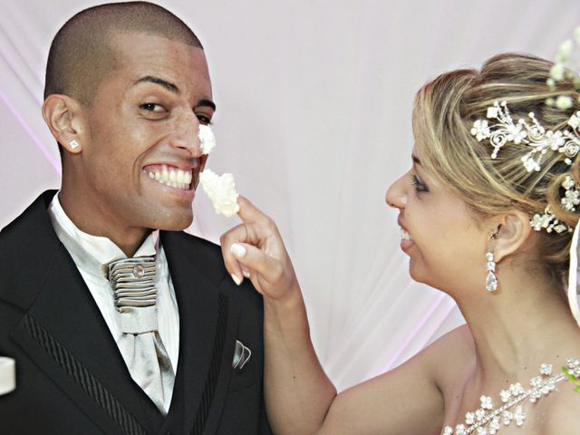 O casamento de Tati e Clayton