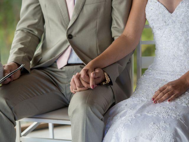 O casamento de William e Aline em Itapema, Santa Catarina 23