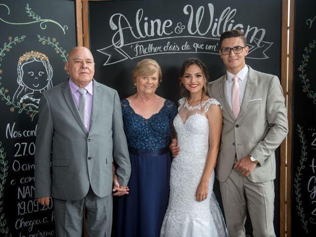 O casamento de William e Aline em Itapema, Santa Catarina 42