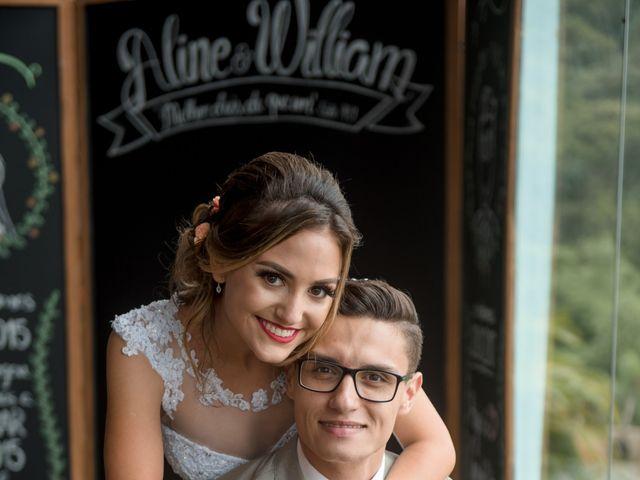 O casamento de William e Aline em Itapema, Santa Catarina 47