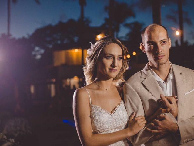 O casamento de Thais e Gio
