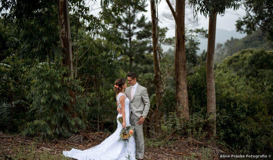 O casamento de William e Aline em Itapema, Santa Catarina